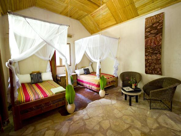 Primate Lodge - Bedroom2